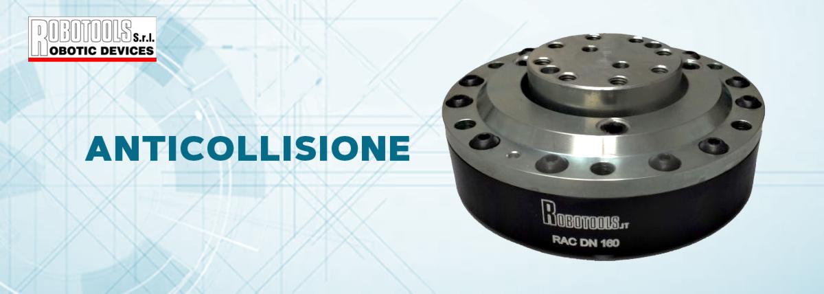 Anticollisione robotools Italia