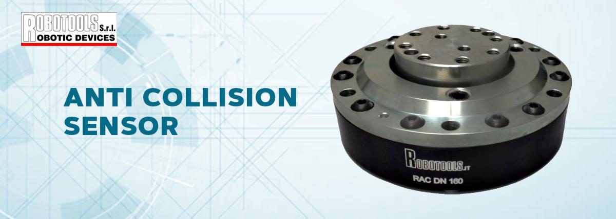 Anticollision Robotools robotic devices