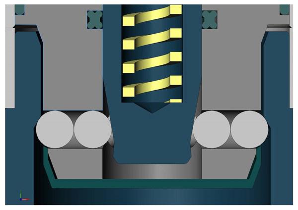 Robotools robotic devices sistema bloccaggio cambio pinza