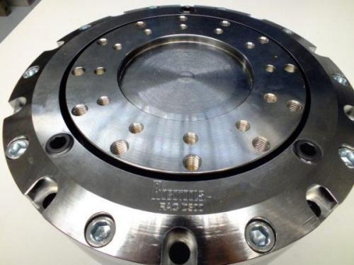 Robotools robotic decices Turin. Anticollisione modello-Robotools-RAC DN 300, portata  500 Kg